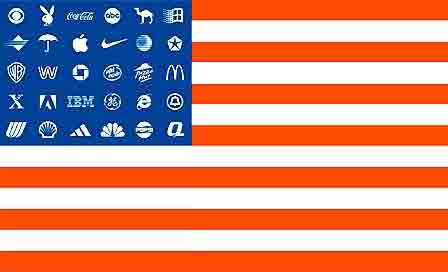 полосы на американском флаге