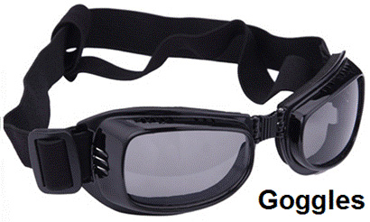 09d1c5491898 В результате были изобретены изображенные на раздаточном материале солнцезащитные  очки. Напишите ИХ исходное название, в котором мы заменили одну букву.